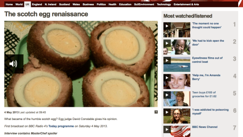 The scotch egg renaissance
