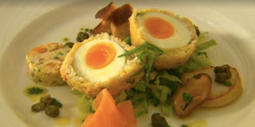 Ulster Scotch Egg